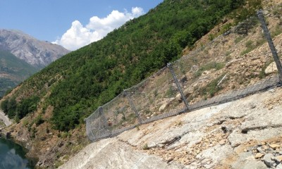 SL Shallow Landslide Barrier