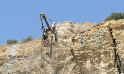 Restricted/Difficult/Rope Access Drillings
