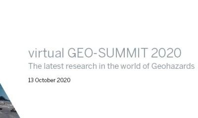 Davetlisiniz! GEO-Summit 2020
