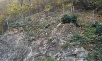 GBE Kaya Düşmesi Bariyerleri