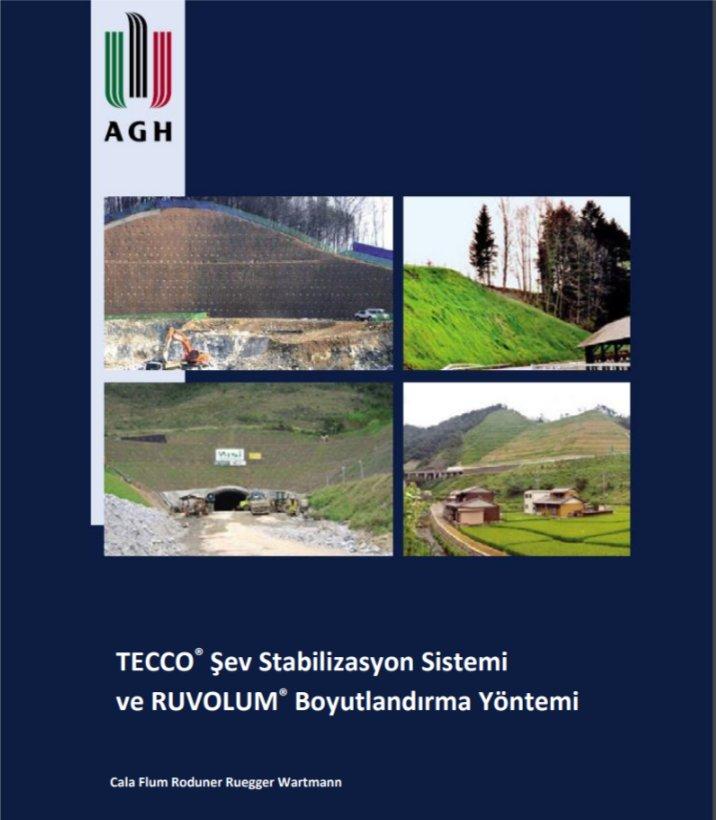 Tecco® Esnek Şev Stabilizasyonu Sistemi